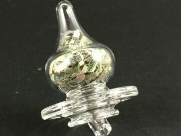 Post Now: Marshmellow Glass money carb cap 1