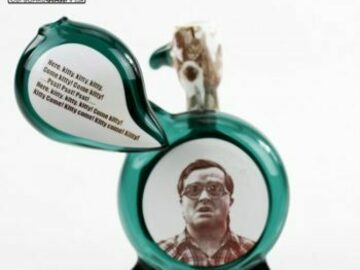 Post Now: Matt McLamb Glass – Bubbles Concentrate Rig