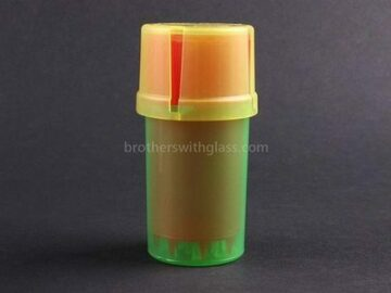 Post Now: MedTainer Storage Grinder Airtight Container Stash Jar