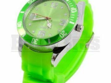 Post Now: Functional Watch Pollen Grinder Green Pack Of 1