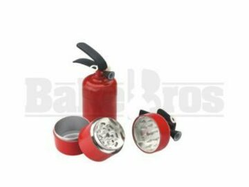 Post Now: Fire Extinguisher Grinder 3 Piece 3.5″ Red Pack Of 1