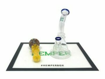 Post Now: HEMPER Silicone Mat (Large)