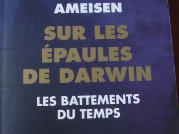 Vente: Sur les épaules de Darwin - Jean-Claude Ameisen