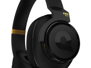 """Vente: Casque AKG N90Q noir  """" neuf """""""
