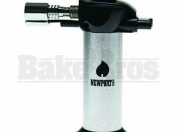Post Now: Newport Zero Torch Mini Nbt013 Silver Pack Of 1 5.5″