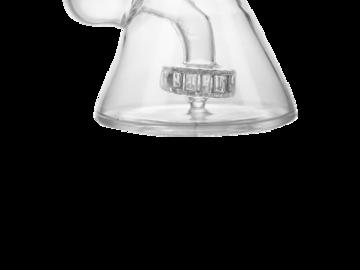 Post Now: HEMPER x SilencedHippie Showerhead Beaker Bong