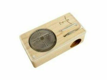 Post Now: Magic Flight Launch Box Vaporizer – Engraved