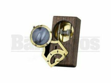 Post Now: Magic Flight Vaporizer Box Muad Dib 2.5″ Mahogany Wood
