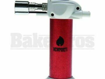 Post Now: Newport Zero Torch Mini Nbt018 Red Pack Of 1 5.5″