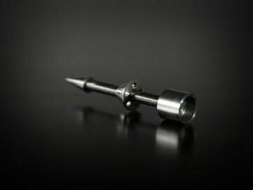 Post Now: High Tech Titanium 14 MM Grade 2 Adjustable Nail