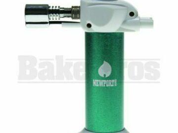 Post Now: Newport Zero Torch Mini Nbt017 Green Pack Of 1 5.5″