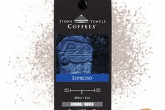 Selling products with online payment: Stone Temple Coffees -  Espresso, Ground