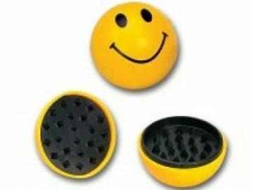 Post Now: Grinder Balls – Smiley