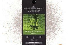 Selling products with online payment: Stone Temple Coffees - Honduran House Roast, Ground