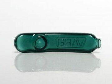 Post Now: Grav Labs – Rocker Steamroller Pipe – Teal
