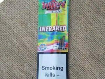 Post Now: Juicy Jay Blunts Infared