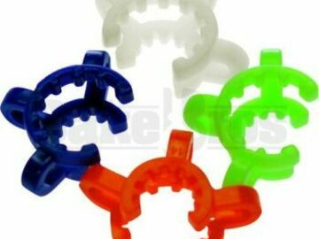 Post Now: Keck Clip Adapter Assorted Colors Genderless 18mm None