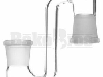 Post Now: Female To Female Dropdown Adapter Clear Female 18mm 18mm Female