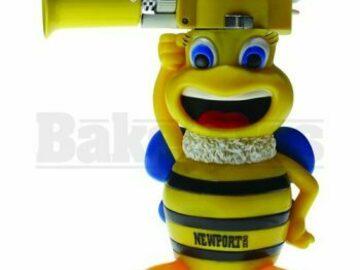 Post Now: Newport Zero Torch Bee Black Yellow Pack Of 1 6″