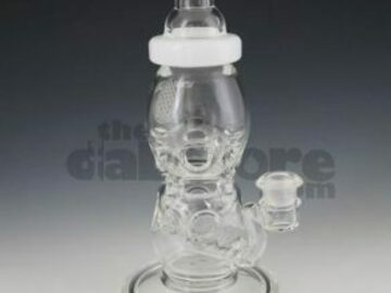 Post Now: High Tech Glass Cheese Perc Baby Bottle 14 MM F