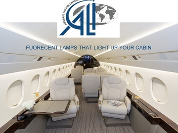 Suppliers: Aircraft interior lighting - Fluorescent lamps