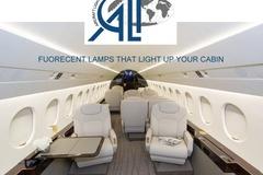 Suppliers: Aircraft interior lighting - Fluorescent lamps