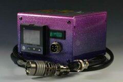 Post Now: High Tech Titanium Mini Honey Highve Custom Enail (Purple Fade)