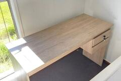 For Sale: Desk (drawer with lock and key)