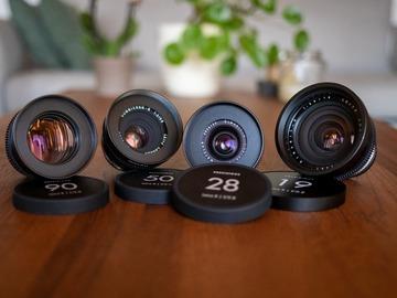 Vermieten: Leica R Set (EF)