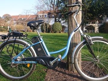 À vendre: Vélo électrique ⚡ a reparer ( problème alimentation électrique ⚡)