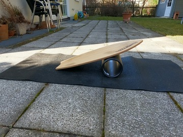 Renting out Equipment per day: Balance Board / Duffy Board