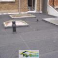 .: Plat dak met koepels I door Top-Bouw