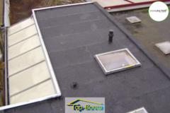 .: Plat dak met koepel I door Top-Bouw