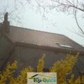 .: Hellend dak met dakraam I door Top-Bouw