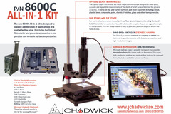 Parts Available: 8600C All-In-1 Micrometer Kit