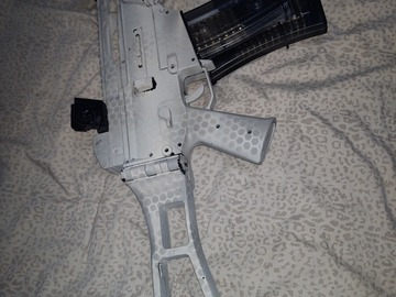 Selling: G36 AEG with collapsible stock