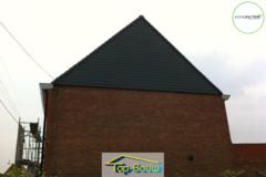 .: Gevelrenovatie met sliding I door Top-Bouw