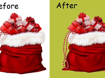 Offering with online payment: Ecommerce Image Editing Services