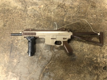 Selling: None electric Airsoft Gun