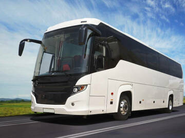 Per Hour Order Type: Exper Motor Coach Driver