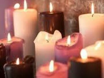 Selling: Aromatherapy Candles