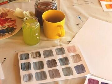 Työpajoja tarjolla: Tunne värit –Tunnevärit!