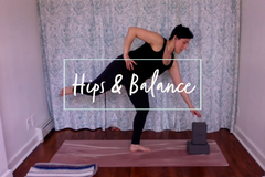 For Sale Now: Hips & Balance | 50mins