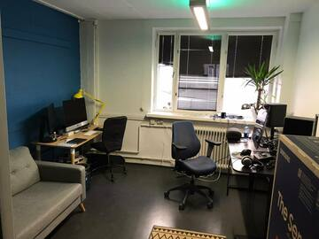Renting out: Private workspace 15m2 in shared cultural space
