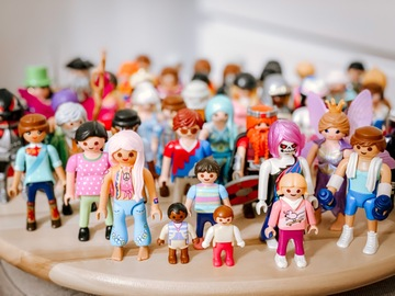 For queries only: Terapia con Playmobil online