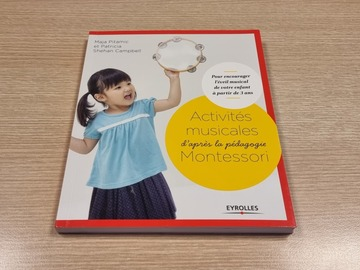 Vente avec paiement en ligne: Activités musicales d'après la pédagogie Montessori