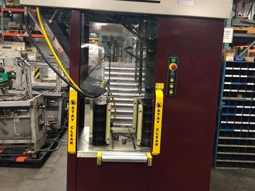 Selling: Quipp 600 Newspaper Stacker