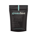 Selling products with online payment: Maple Quinoa Crunch Granolust