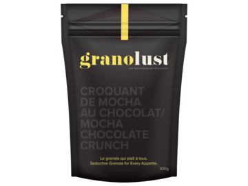 Selling products with online payment: Mocha Chocolate Crunch