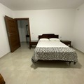 Rooms for rent: Private floor in a duplex: 1 bedroom, 1 bathroom and office